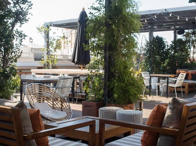 Vermuts d'altura als hotels de Barcelona