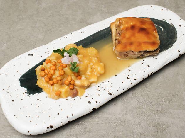 Cocina peruana en Madrid
