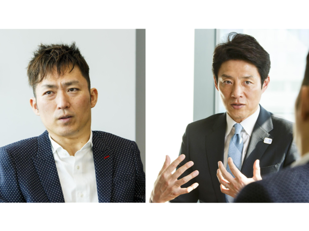 対談:松岡修造☓澤邊芳明「パラリンピックの盛り上げに必要なこととは」