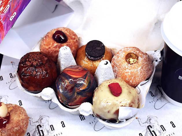 Magna Donuts, 2018