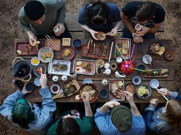 Kemuri Tatsu-ya is a Restaurant of the Year