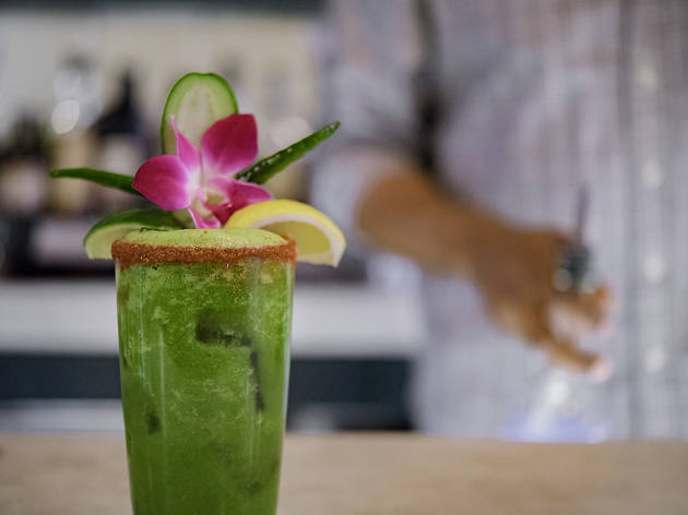 The 11 prettiest brunch cocktails in NYC