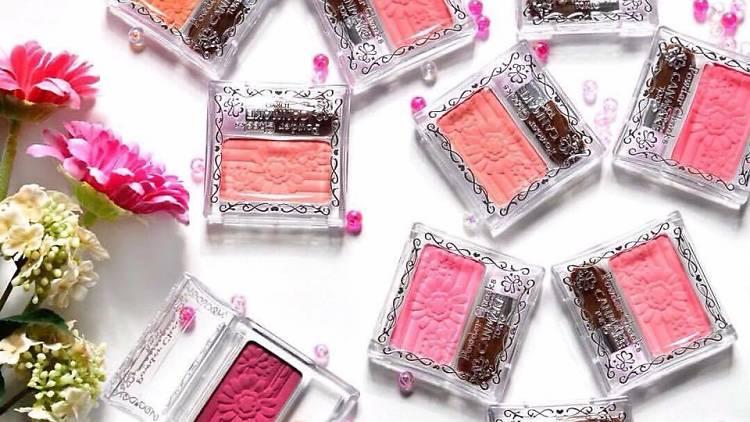 Canmake Powder Cheeks blush