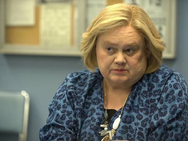 Christine Baskets, Louie Anderson