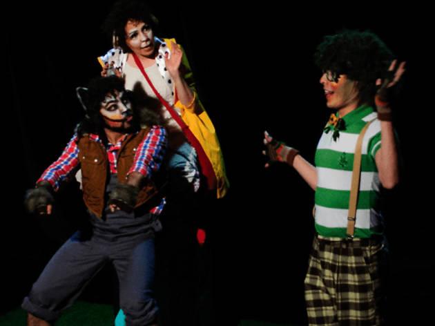 Lobo y Oveja: cabaret para niños con música en vivo