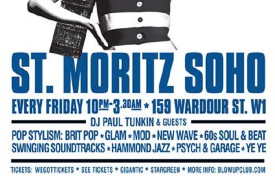 Blow Up Club ft. DJ Paul Tunkin