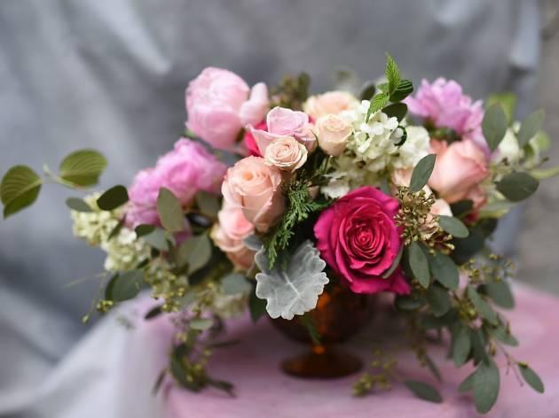 Best flower shops in NYC