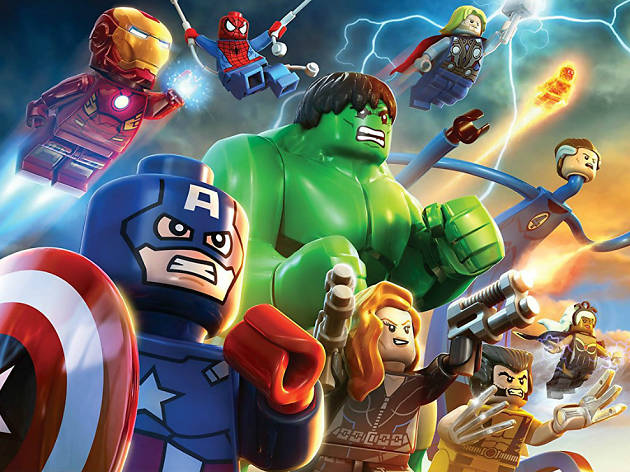 Lego Marvel's Super Heroes