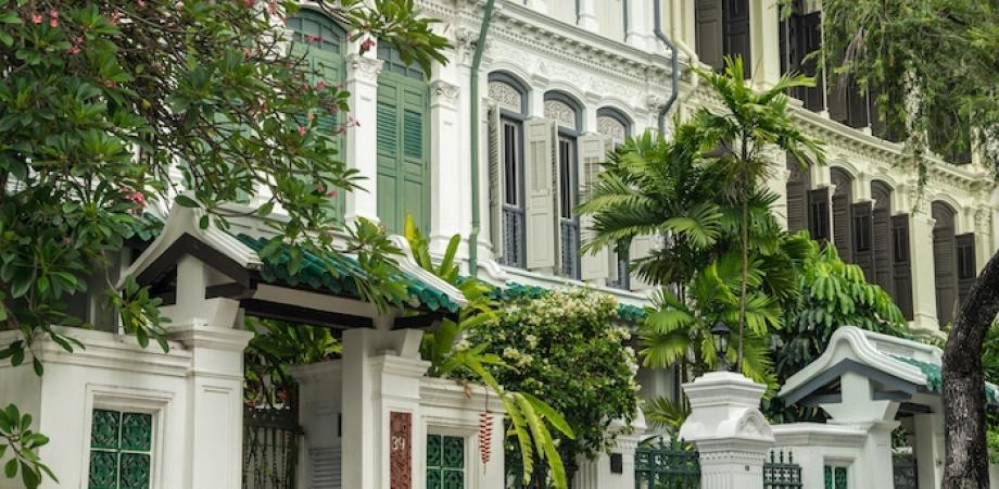 Emerald Hill Shophouse