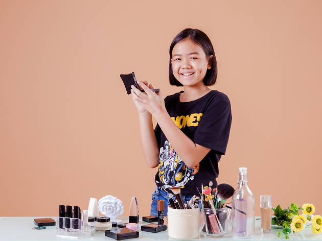 "Nong Pear Pa Ploen: ""I want to become a makeup artist in Hollywood."""