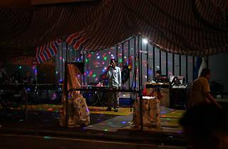 Karaoke on Temple Street