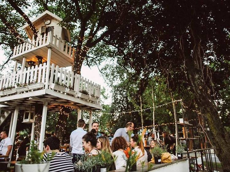 The best best bars in Zagreb with drinking terraces