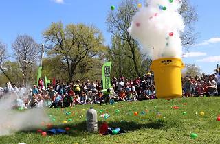 The Philadelphia Science Festival is a celebration of science that takes place all over the city,