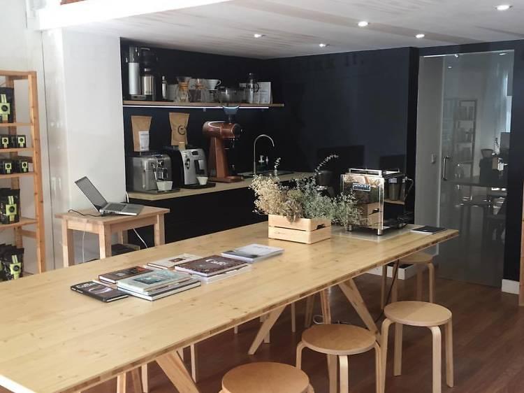 Booínga Oporto Coffee Roasters