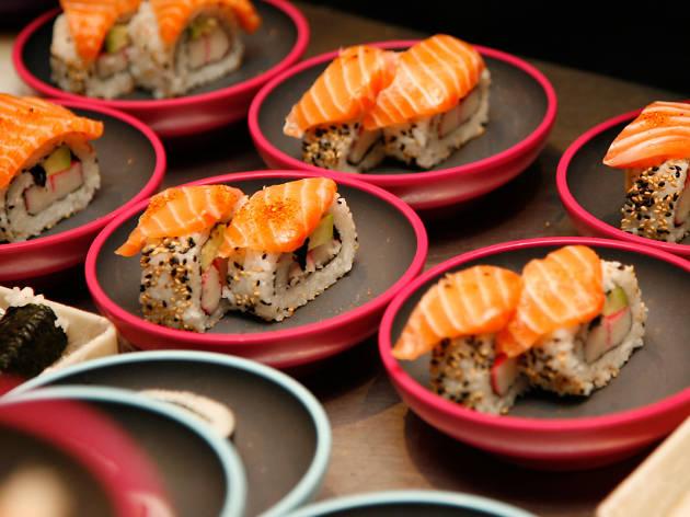 YO! Sushi workshop for two