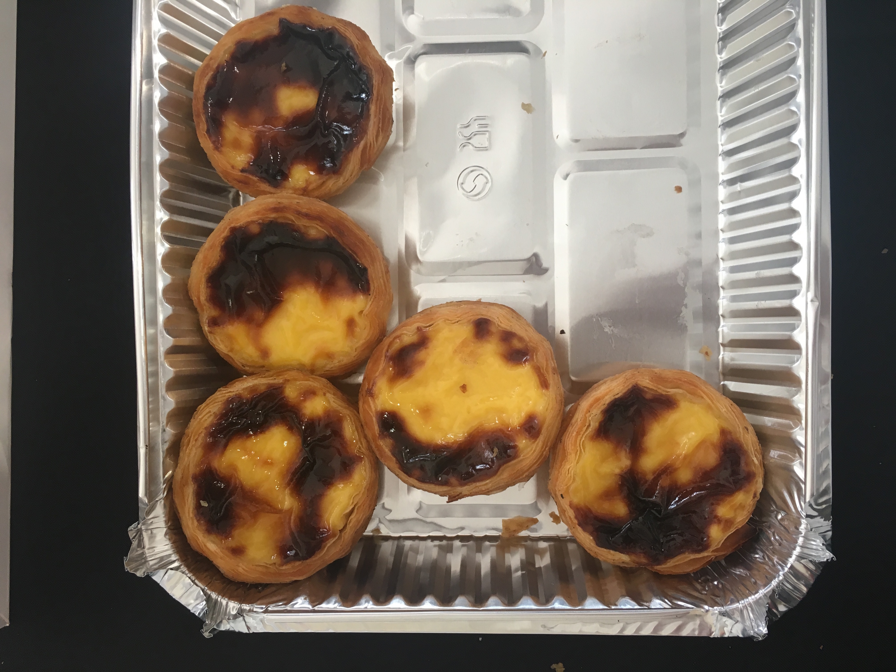 pastéis de nata, mercado do peixe