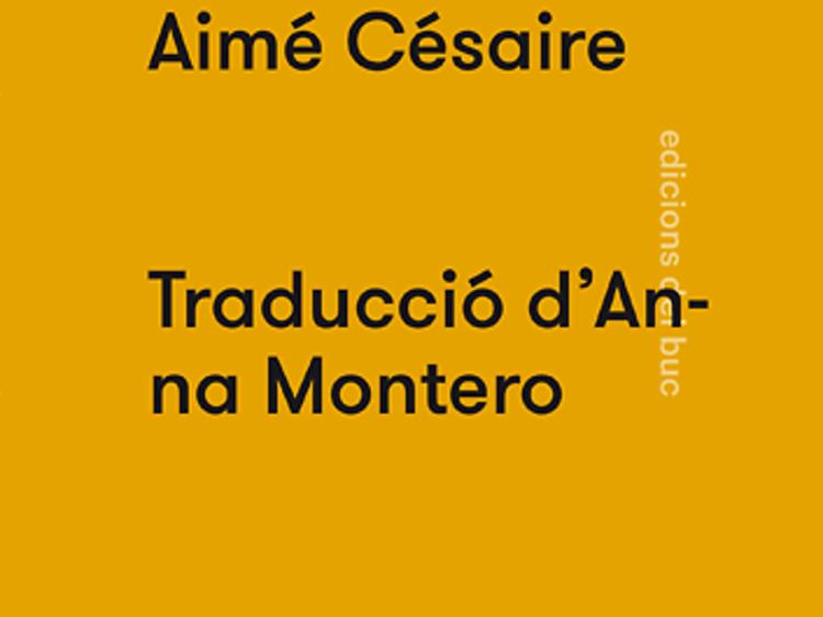 Quadern d'un retorn al país natal, Aimé Césaire