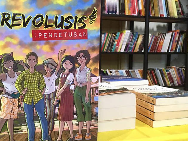 Interview: The writers of 'REVOLUSIS: Pencetusan'