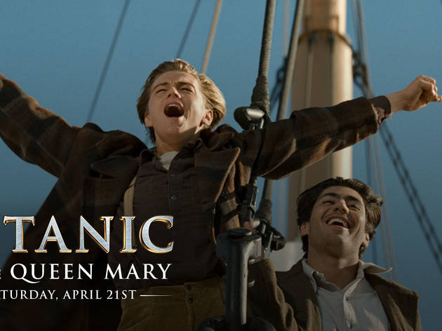 'Titanic' screening at the Queen Mary