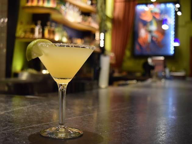 Splurge Margarita at Frontera Grill