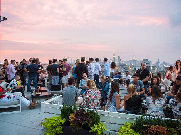 The 22 best rooftop bars in NYC