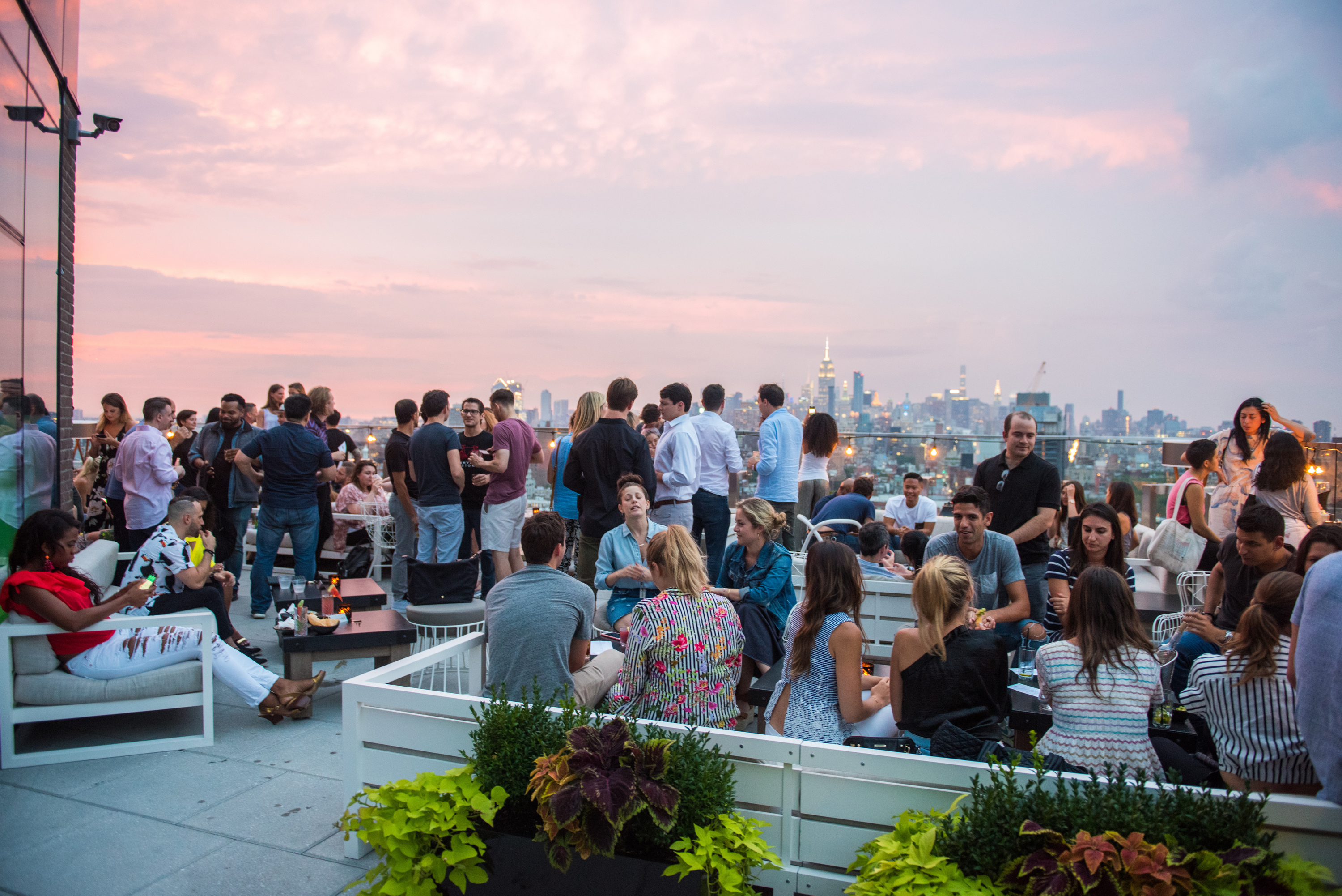 The 23 best rooftop bars in NYC