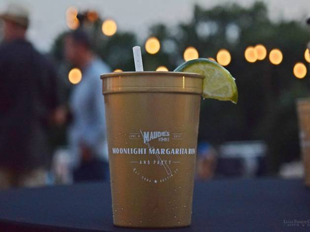 Maudie's Moonlight Margarita Run