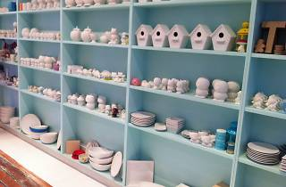 Jenny's Painted Pots