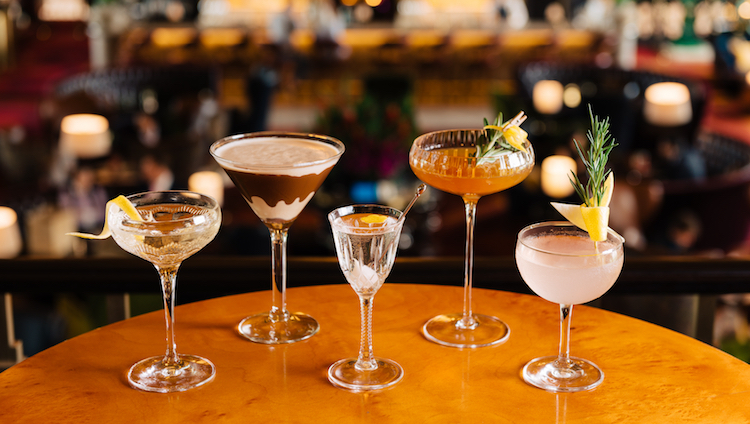 5 best martinis in Singapore for the shaken, stirred and dirty