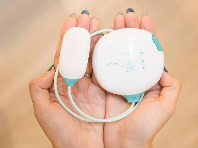 介護現場で活躍、排泄のタイミングを知らせるデバイス