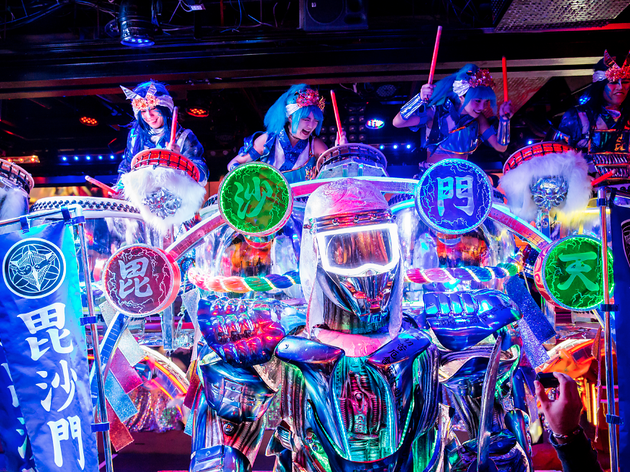 Image result for robot restaurant