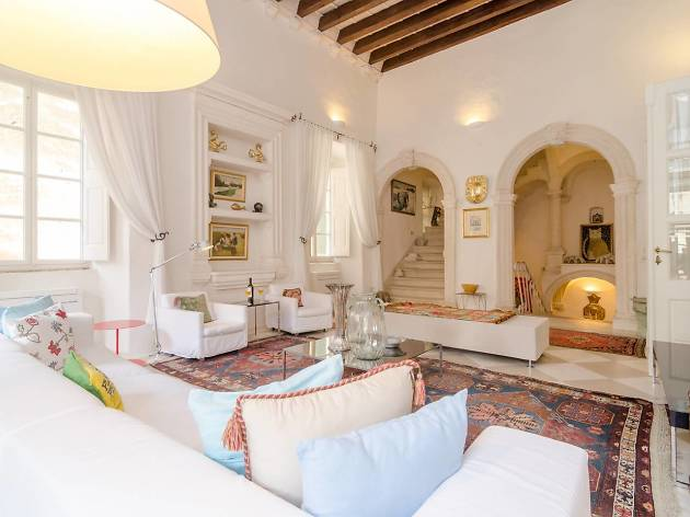 Airbnb dubrovnik Marin Palace Deluxe