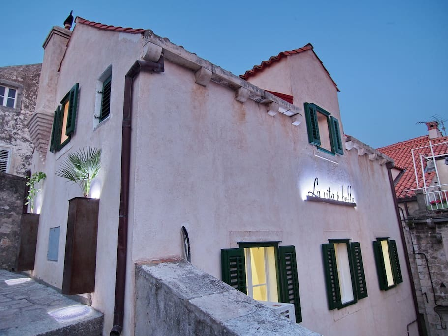 Airbnb Dubrovnik La Vita e Bella