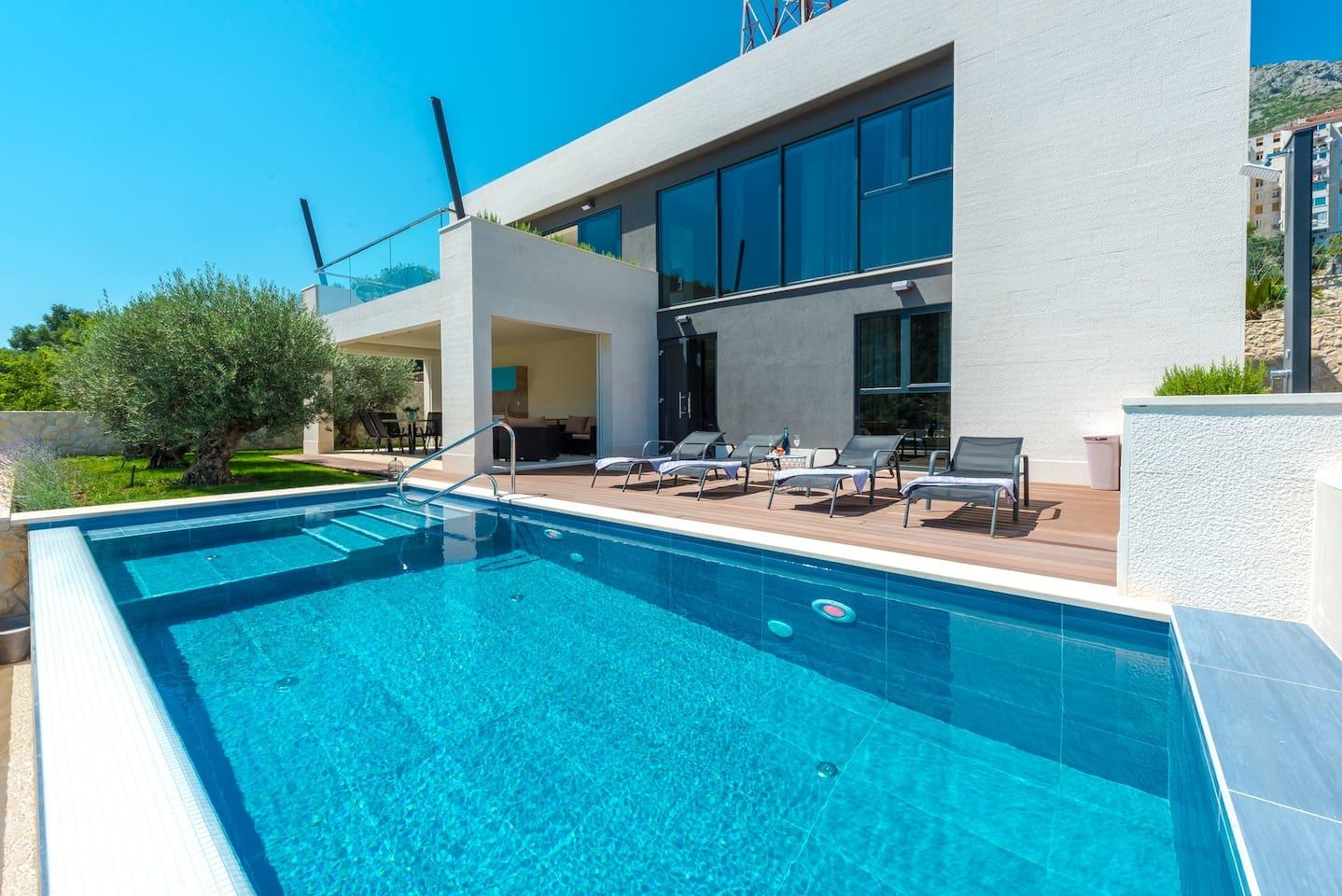 Airbnb Dubrovnik Villa Lu