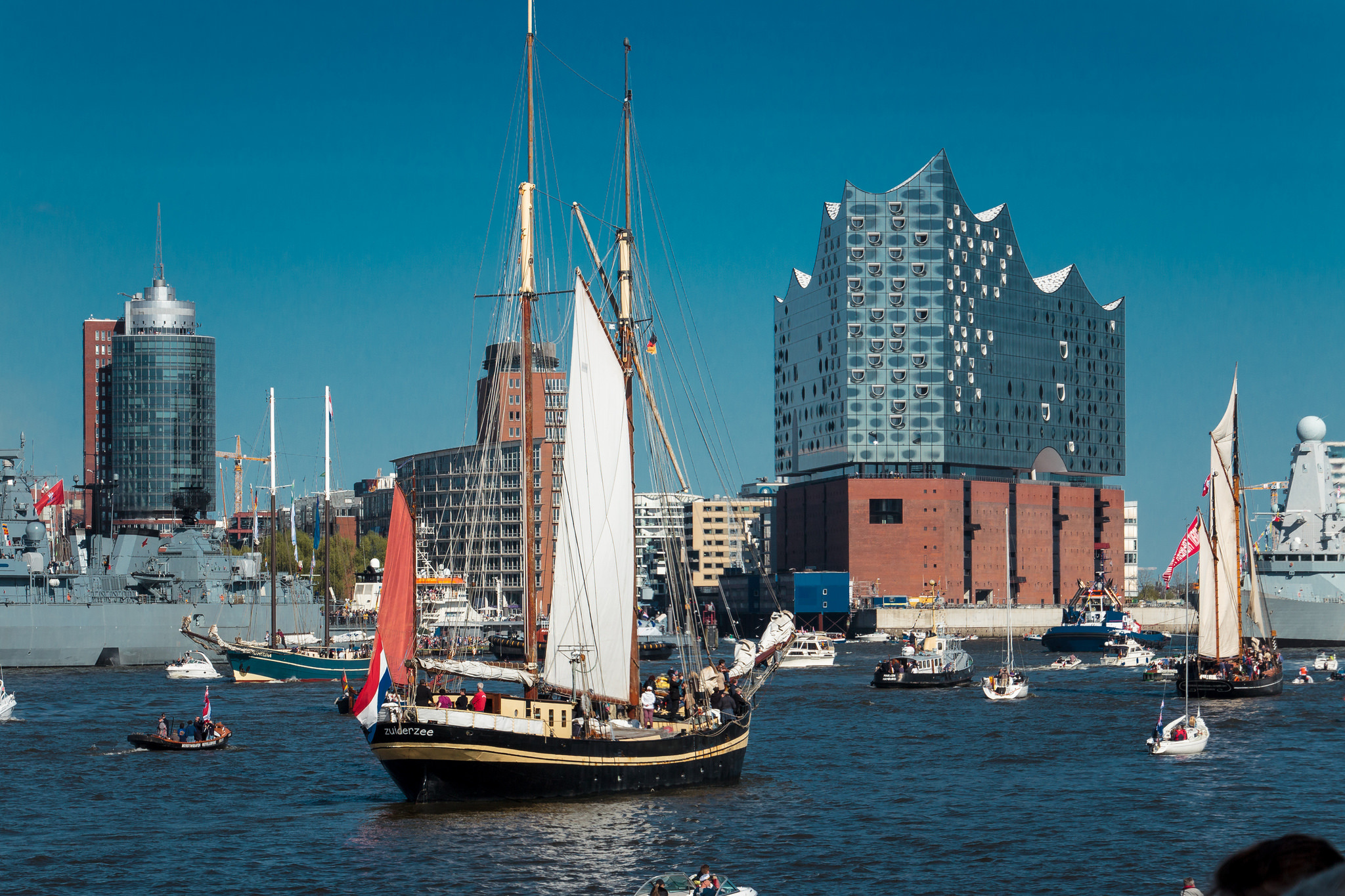 The best time to visit Hamburg