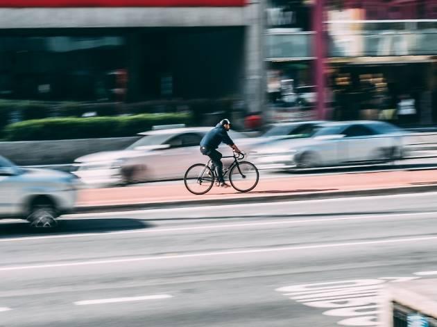 Cycling in Hamburg