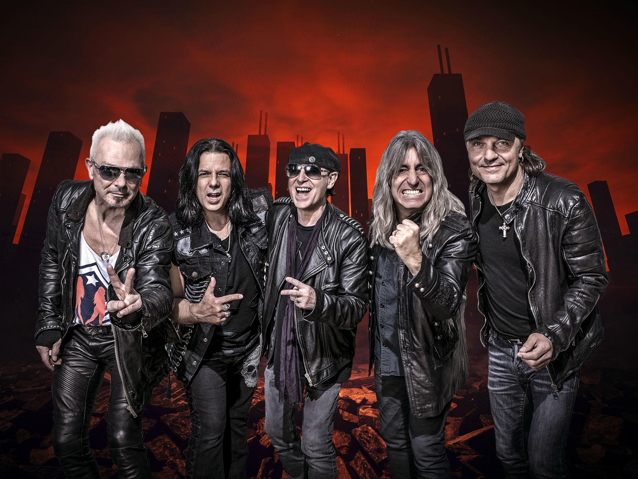 La banda alemana, Scorpions, vuelve a la CDMX