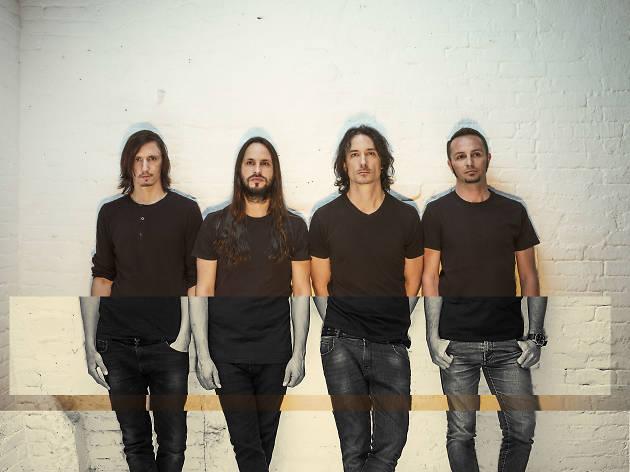 La banda francesa, Gojira, nos visita por segunda vez