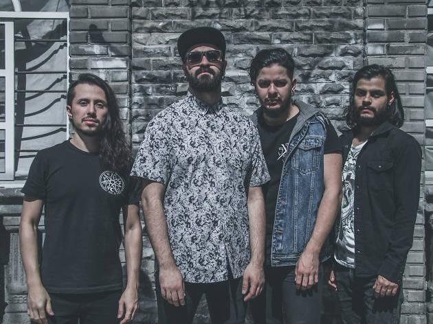 Lack of Remorse, la banda de metal de Cuernavaca