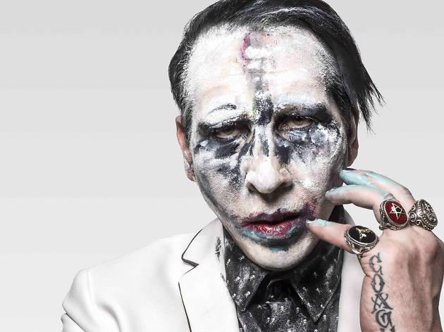 Marilyn Manson vuelve a la CDMX
