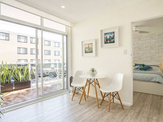 Nautical apartment in Manly