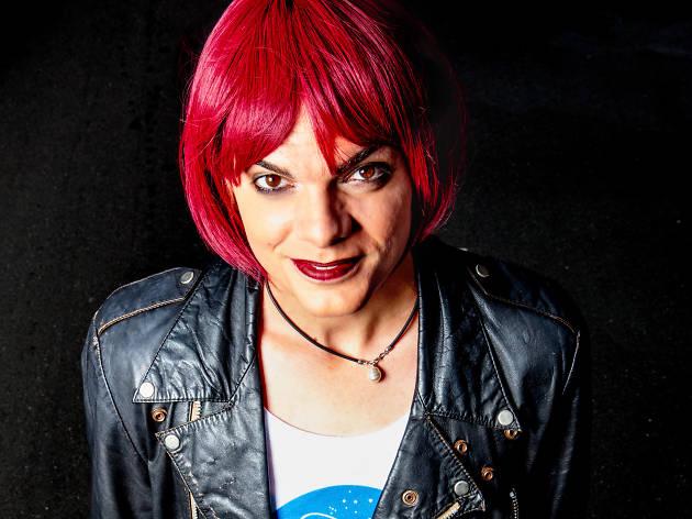 Cassie Workman, Giantess - Batch Festival 2018 - Griffin Theatre - Photo credit: Brett Boardman