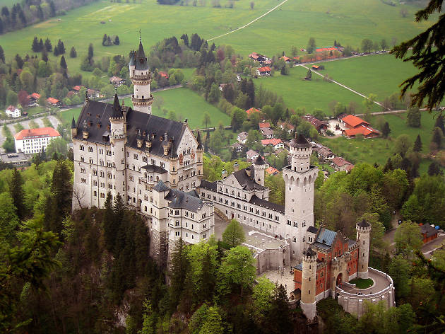 The best day trips from Munich