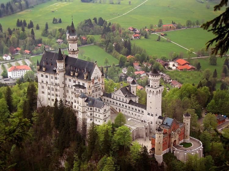 5 idyllic day trips from Munich