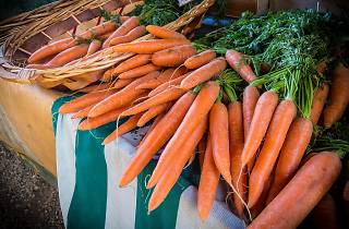 The 52nd and Haverford Farmers Market is open during the summer.