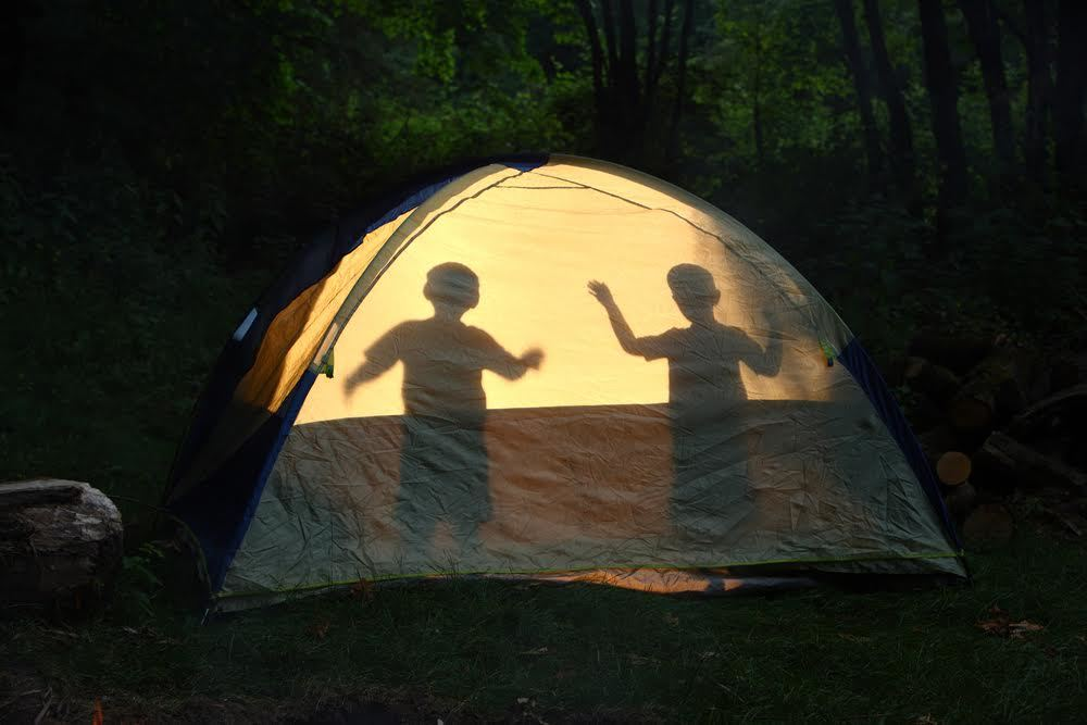 Sign up ASAP to go camping in NYC's best parks!