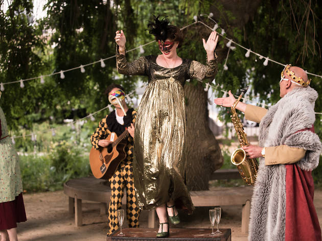 Shakespeare in the Squares: As You Like It