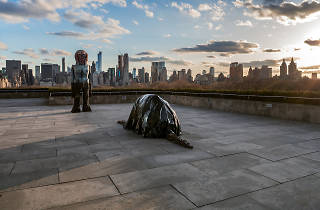 The Met's summer rooftop art installation opens next week