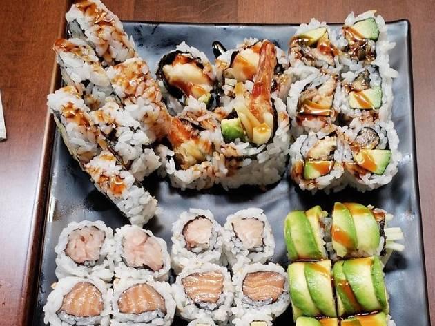 Rakuzen AYCE Sushi