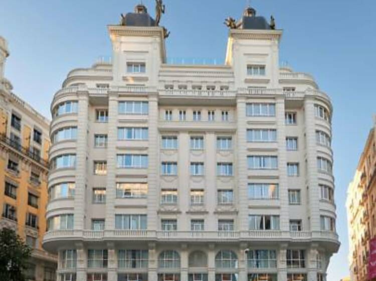 Hyatt Centric Gran Via Madrid